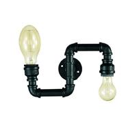 Ideal Lux Plumber AP2 Nero