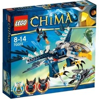 LEGO Legends of Chima 70003 Перехватчик орлицы Эрис
