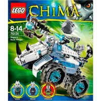 LEGO Legends of Chima 70131 Камнемёт Рогона