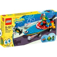 LEGO SpongeBob 3815 Heroic Heroes of the Deep