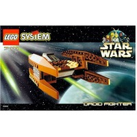 LEGO Star Wars 7111 Droid Fighter